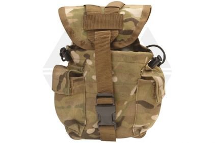 Tru-Spec Water Bottle / Utility Pouch for MOLLE Vests (MultiCam)