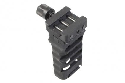 APS QD Compact Skeletal Grip for 20mm Rail