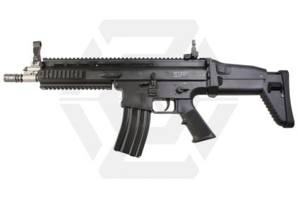 WE GBB SCAR-L (Black)