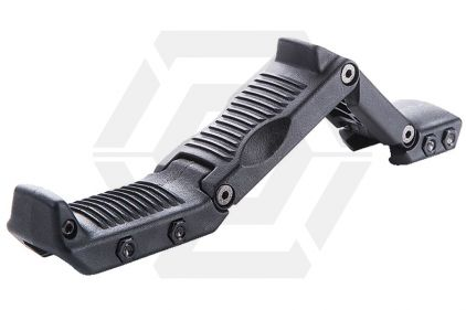 ASG HERA Arms Multi-Position Foregrip for 20mm Rail (HFGA) (Black)