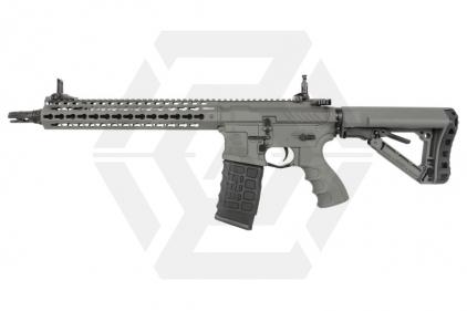 G&G Combat Machine AEG CM16 SR-XL with ETU (Grey) © Copyright Zero One Airsoft