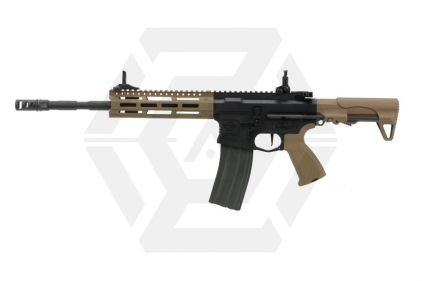 G&G Combat Machine AEG CM16 Raider-L 2.0E with ETU DST (Tan)