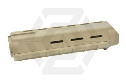 MagPul PTS MOE Hand Guard Mid Length (Dark Earth)