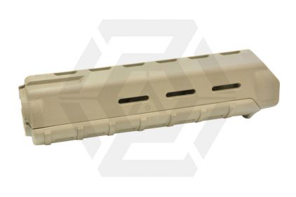 MagPul PTS MOE Hand Guard Mid Length (Dark Earth) © Copyright Zero One Airsoft