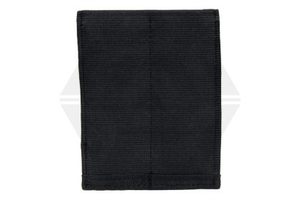 101 Inc MOLLE Elastic Double Pistol Mag Pouch (Black) © Copyright Zero One Airsoft
