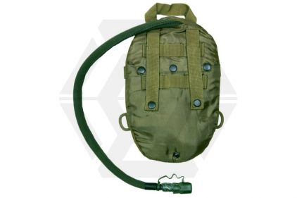 101 Inc MOLLE Waterpack with 1.5L Hydration Bladder (Olive)
