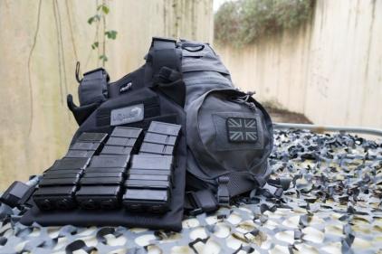 Viper Tactical T-Shirt Titanium (Grey) - Size Extra Large