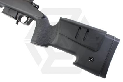 Tokyo Marui SSR M40A5 (Black) with Upgrade Package (Bundle)