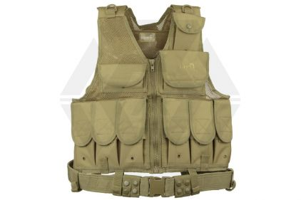 Viper Special Forces Vest (Coyote Tan)