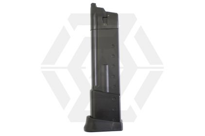 KWC/Cybergun GBB CO2 Mag for Desert Eagle 38rds Long