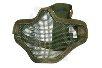 Viper Cross Steel Mesh Mask (Olive)