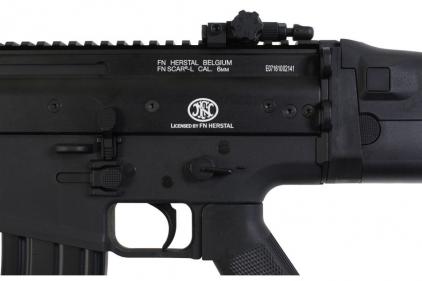 CYMA/Cybergun AEG SCAR-L CQC (Black)