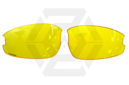 Guarder Spare Lens for Guarder 2005 Glasses - Yellow