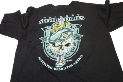 *Clearance* T-Shirt 'USA Special Forces' - Size Large