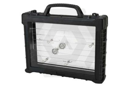 WE Ultimate Pistol Display Case with Illumination