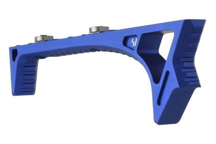 Strike Industries Link Curve Foregrip for KeyMod & M-Lok (Blue)