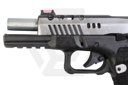 APS GBB CO2 Dragonfly (Black/Silver)