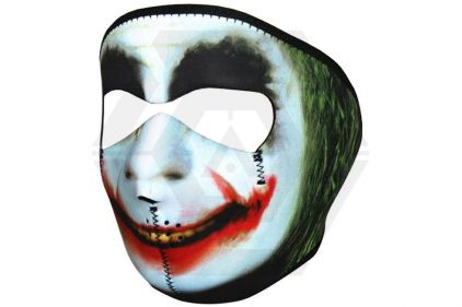 Viper 'Joker' Neoprene Full Face Mask