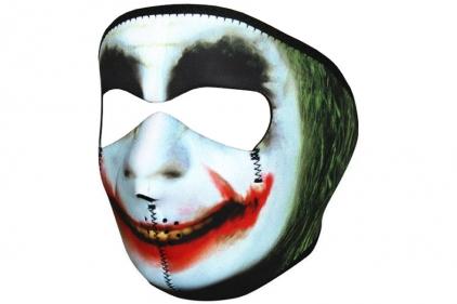 Viper 'Joker' Neoprene Full Face Mask © Copyright Zero One Airsoft