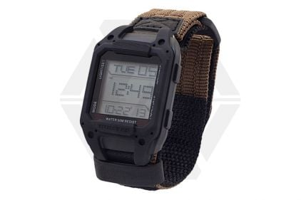 Humvee Recon Watch (Black) © Copyright Zero One Airsoft