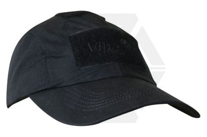 Viper Elite Baseball Cap (Black)
