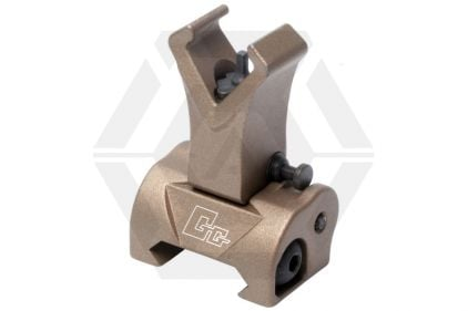 G&G 20mm RIS Flip-Up Front Sight (Tan)