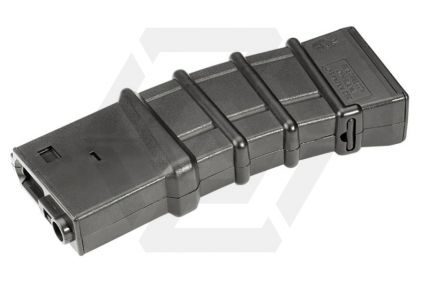 G&G AEG Thermold Mag for M4 450rds (Black) © Copyright Zero One Airsoft
