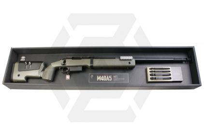 Tokyo Marui SSR M40A5 (Olive) with Upgrade Package (Bundle)