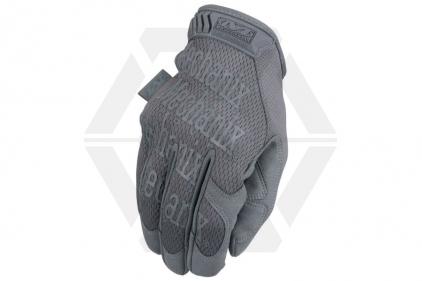 Mechanix Original Gloves (Grey) - Size Medium © Copyright Zero One Airsoft