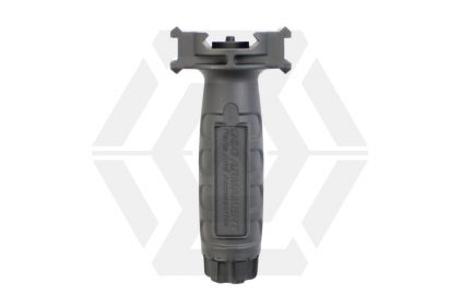 G&G ABS Injection RIS Grip with Side Rails (Black) © Copyright Zero One Airsoft