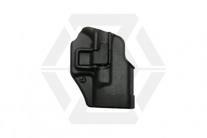 Blackhawk CQC SERPA Holster for Glock 26, 27 & 33 Right Hand (Black) © Copyright Zero One Airsoft
