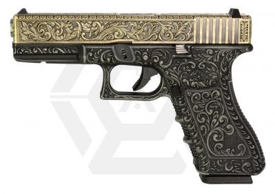 WE GBB Ornate Ivory G17