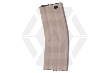 G&G AEG Mag for M4 450rds (Tan)