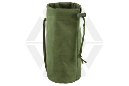 NCS VISM MOLLE Water Bottle/Pro Gas Pouch (Olive) © Copyright Zero One Airsoft