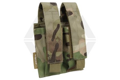 Viper MOLLE Double Pistol Mag Pouch (MultiCam) © Copyright Zero One Airsoft