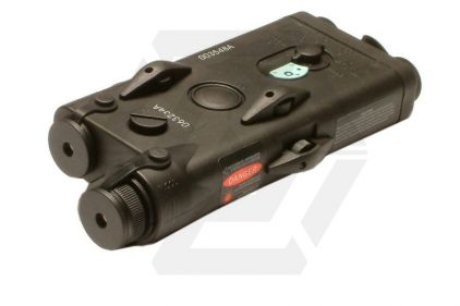 Ares PEQ Battery Box and Laser Pointer © Copyright Zero One Airsoft