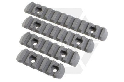 Element 20mm RIS Set for MOE Style Handguard (Foliage Green)