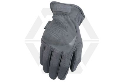 Mechanix Covert Fast Fit Gloves (Grey) - Size Small © Copyright Zero One Airsoft