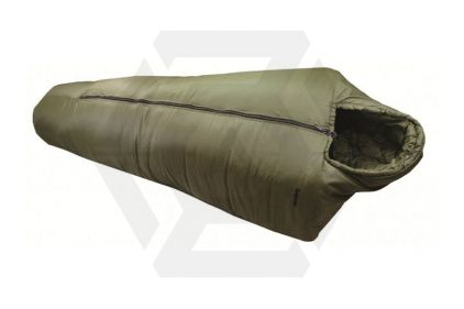 Highlander Challenger 400 4 Season Sleeping Bag (Olive)
