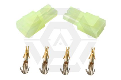 A2 Pro Mini Tamiya Connectors - Male (Pack of 100)