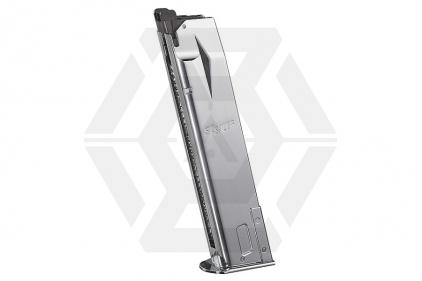 Tokyo Marui GBB Mag for Sig P226 Chrome Long 37rds