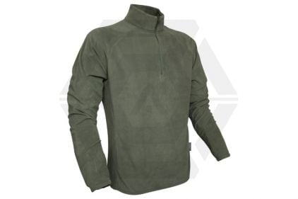 Viper Elite Mid-Layer Fleece (Olive) - Size Large