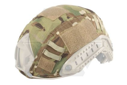 101 Inc Fast Helmet Cover (MultiCam) © Copyright Zero One Airsoft