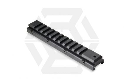 G&G L85 Dovetail to 20mm RIS Rail Adaptor © Copyright Zero One Airsoft