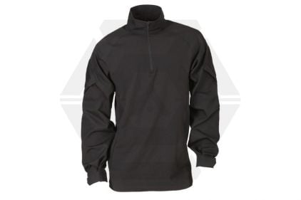 5.11 Rapid Assault Shirt (Black) - Size Medium