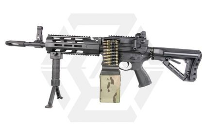 G&G Combat Machine AEG CM16 LMG with ETU