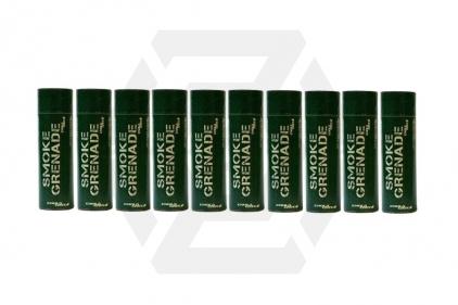Enola Gaye Large Smoke (Green) Box of 10 (Bundle)