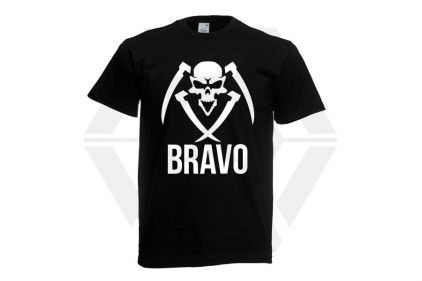 Daft Donkey Special Edition NAF 2018 'Bravo' T-Shirt (Black) © Copyright Zero One Airsoft