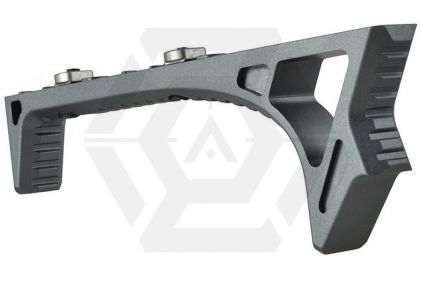 Strike Industries Link Curve Foregrip for KeyMod & M-Lok (Grey)