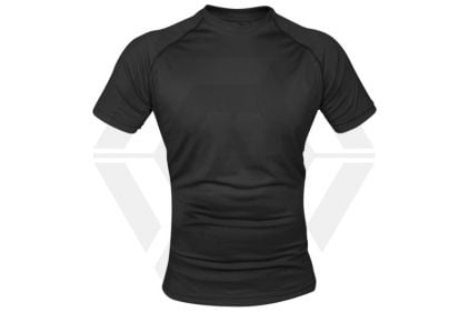 Viper Mesh-Tech T-Shirt (Black) - Size Medium